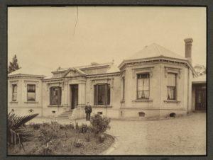 Buda House circa 1893