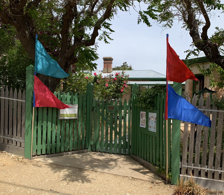 Buda Entrance