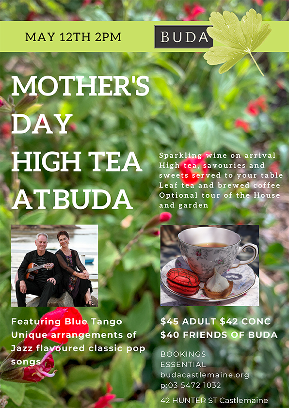 Mother's Day Hight Tea