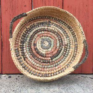 Raffia Basket