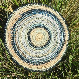 Mandala Grass