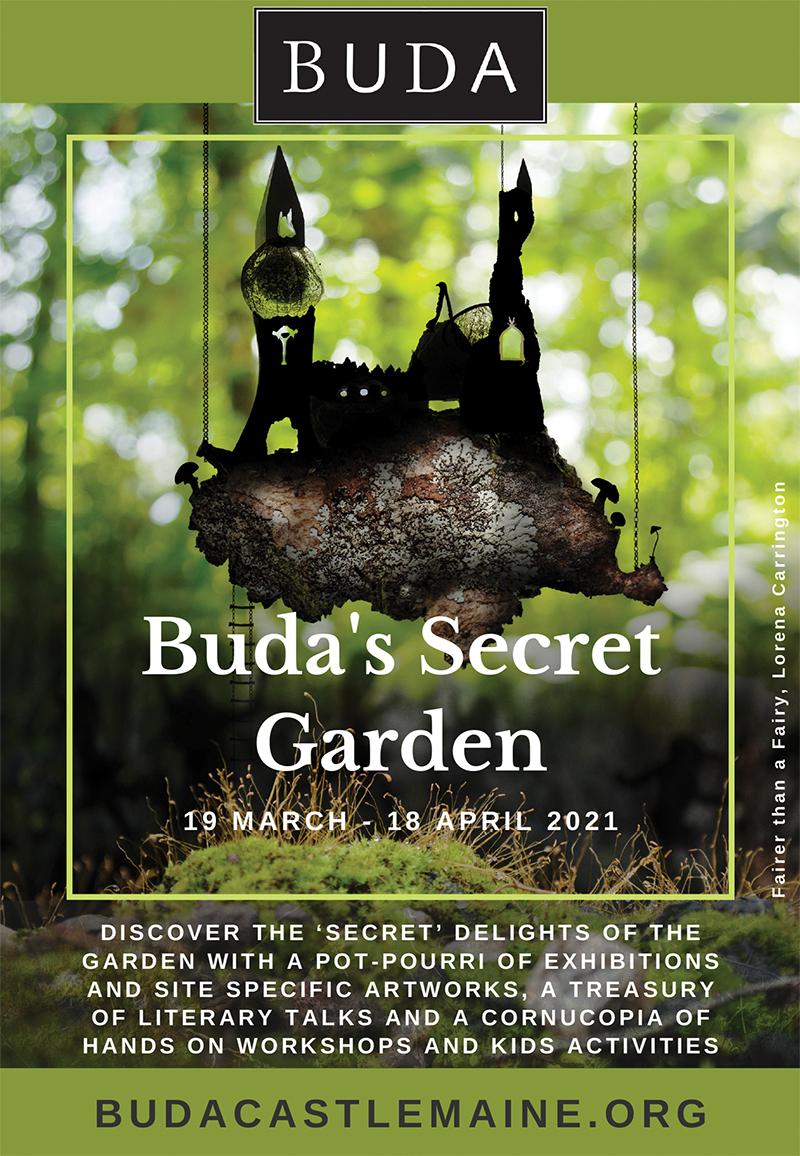 Buda's Secret Garden